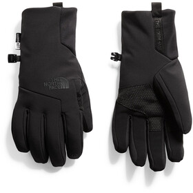 The North Face Apex+ Etip Guantes Mujer, tnf black